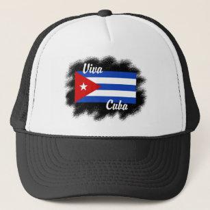 ade1839b95024 Gorra De Camionero Viva Cuba