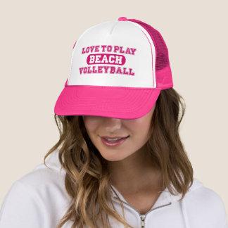 Gorra De Camionero Voleibol de playa