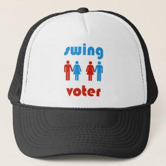 Gorra De Camionero votante de oscilación