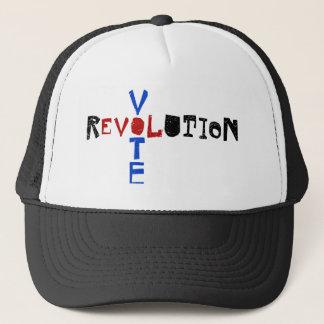 Gorra De Camionero Voto para la revolución