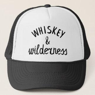 Gorra De Camionero Whisky y desierto
