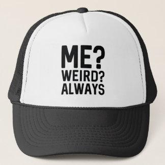 Gorra De Camionero ¿Yo? ¿Extraño? Siempre