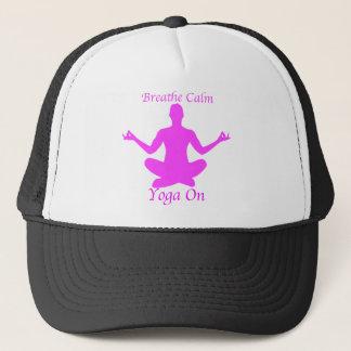 Gorra De Camionero Yoga BreatheCalmYogaOn