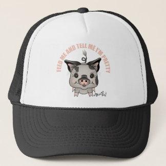Gorra De Camionero ZivaPig Alimentación-yo