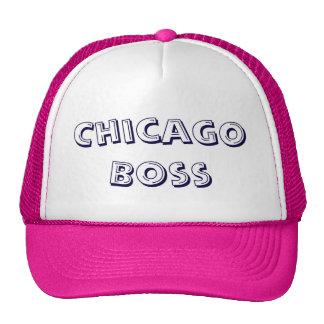Gorra de Chicago Boss