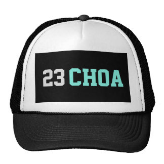 Gorra de Choa 23