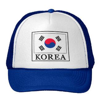 Gorra de Corea