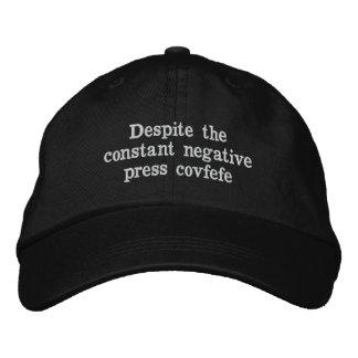 Gorra de Covfefe