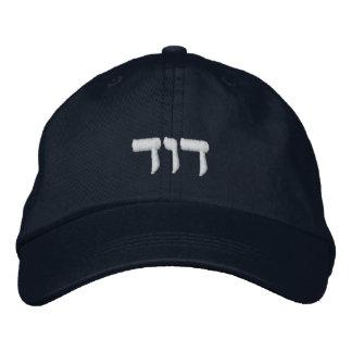Gorra de David - David en casquillo hebreo