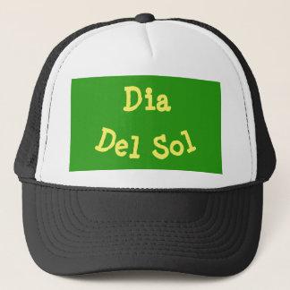 Gorra de Dia Del Sol Trucker