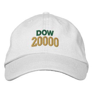 Gorra de Dow Jones 20000