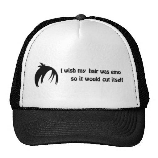 Gorra de Emo