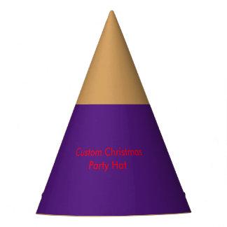 Gorra de encargo de la fiesta de Navidad