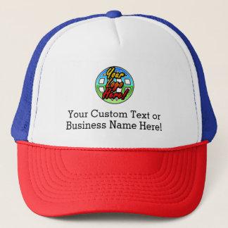 Gorra de encargo de la gorra de béisbol del