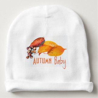 Gorra de encargo de la gorrita tejida del bebé del gorrito para bebe