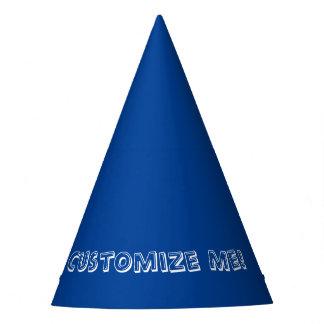 Gorra de encargo del fiesta