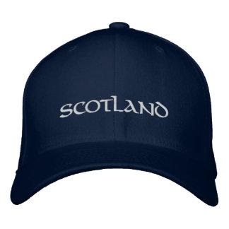 Gorra de Escocia - un recuerdo del escocés de la