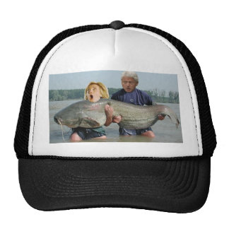 Gorra de Fishin Clintons
