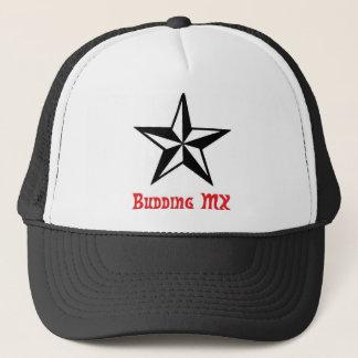 Gorra de florecimiento de la estrella del MX -