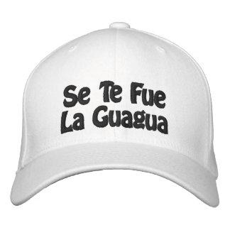Gorra de Guagua del La del SE Te Fue Gorra Bordada