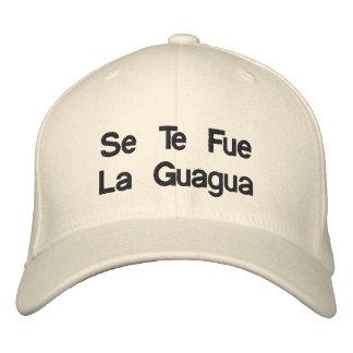 Gorra de Guagua del La del SE Te Fue Gorra De Béisbol