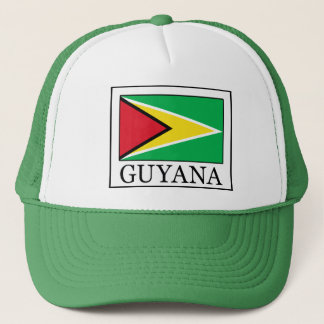 Gorra de Guyana