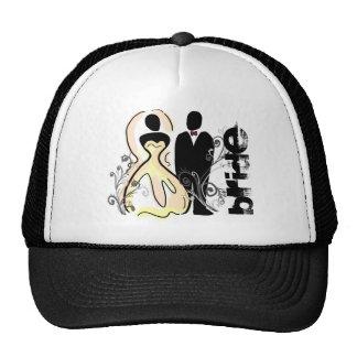 Gorra de imagen de la novia