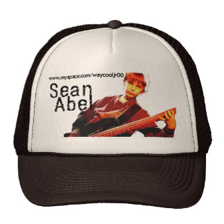 Gorra de imagen de Sean Abel