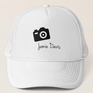 Gorra de Jamie Davis