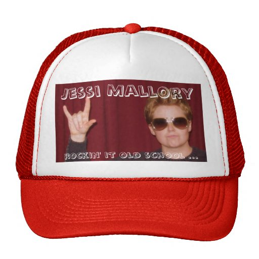 Gorra de Jessi Mallory de la escuela vieja