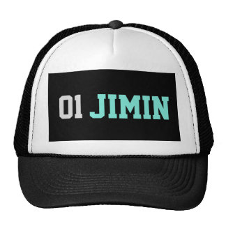 Gorra de Jimin 01