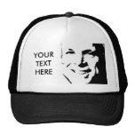 Gorra de John McCain/texto de encargo