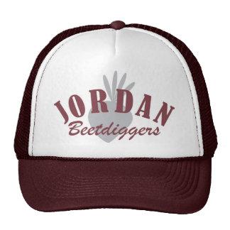 Gorra de JORDANIA Beetdiggers