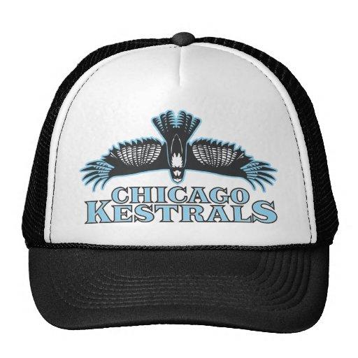 Gorra de Kickball Chicago Kestrals de la primera d