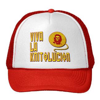 Gorra de Knitolucion del la de Viva