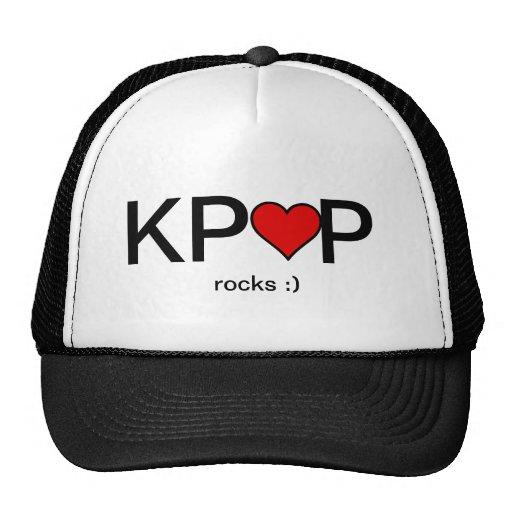 Gorra de Kpop