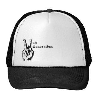 Gorra de la 2da generación
