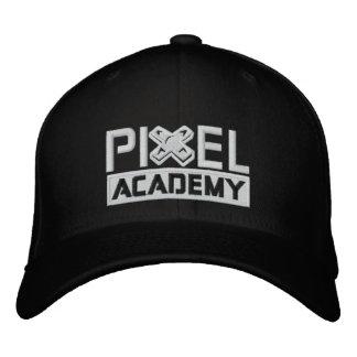 Gorra de la academia del pixel gorras de beisbol bordadas