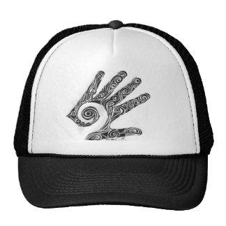 Gorra de la aleta