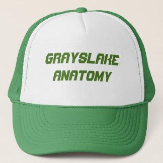 Gorra de la anatomía de Grayslake