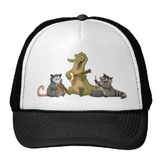 Gorra de la banda de jarro del pantano