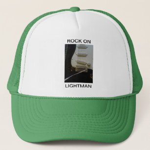 Gorra de la banda de rock de Lightman 2f2cacc2233