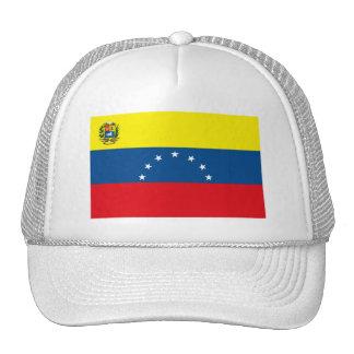 Gorra de la bandera de Venezuela