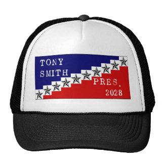 Gorra de la bandera del camionero