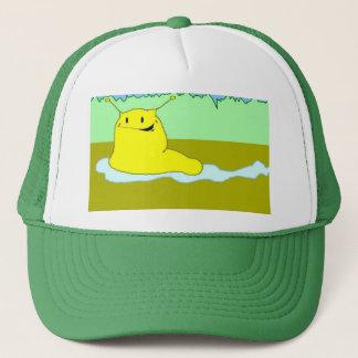 gorra de la barra del plátano