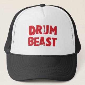 Gorra de la bestia del tambor
