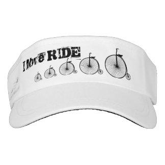 Gorra de la bicicleta visera