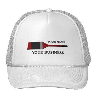 Gorra de la brocha del pintor