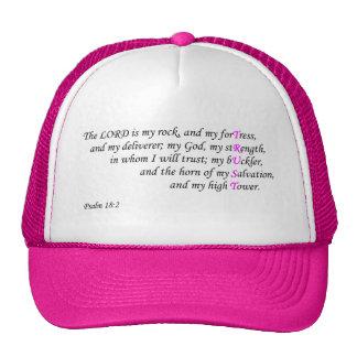 Gorra de la confianza - para mujer