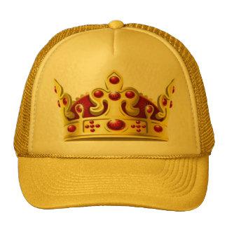 Gorra de la corona
